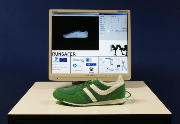Smart Shoes Could Help Runners Hit Their Stride