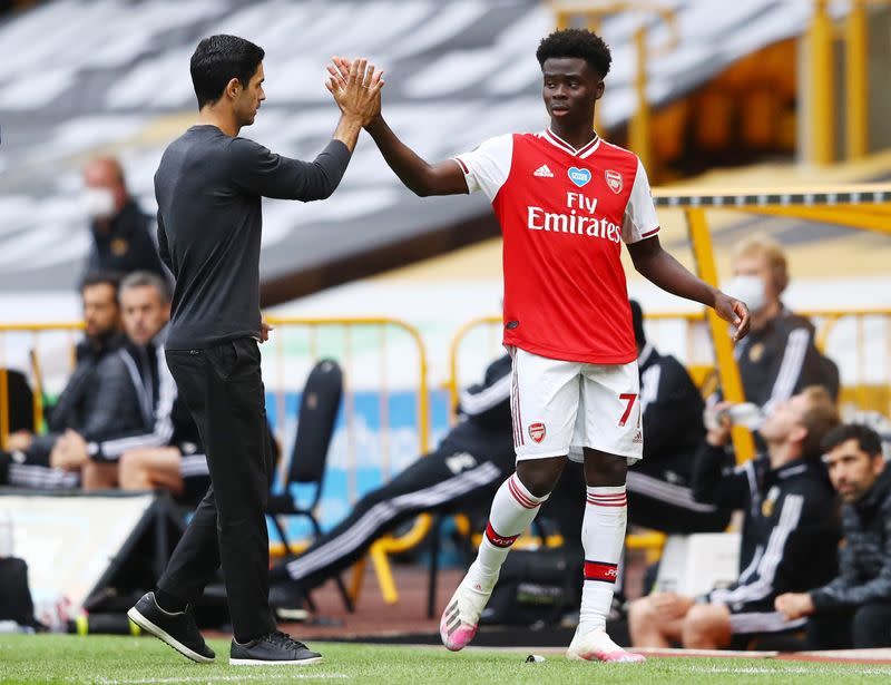 Arsenal learning to suffer to win, says Arteta