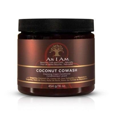 """<p>OK, so the <span>As I Am Coconut Cleansing Conditioner</span> ($7) isn't <em>technically</em> a shampoo - hence the term """"cleansing conditioner"""" - but its creamy formula gets the job done on days when you're in need of a light cleanse and a heavy dose of moisture. As a bonus, it also works amazingly as a detangler.</p>"""