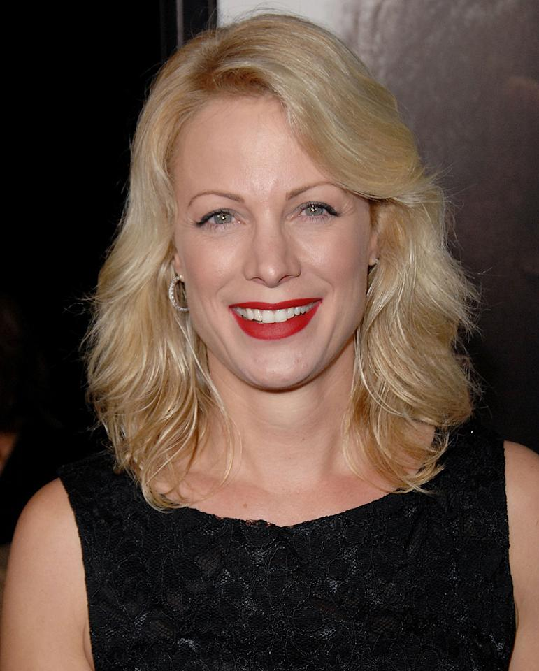 """<a href=""""http://movies.yahoo.com/movie/contributor/1800021920"""">Alison Eastwood</a> at the Los Angeles premiere of <a href=""""http://movies.yahoo.com/movie/1810073710/info"""">Invictus</a> - 12/03/2009"""