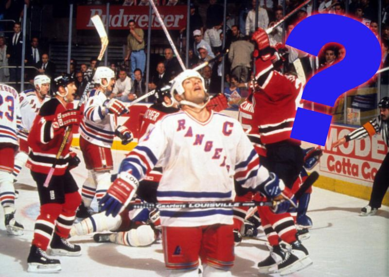 New York Rangers And Losing The 1994 Stanley Cup