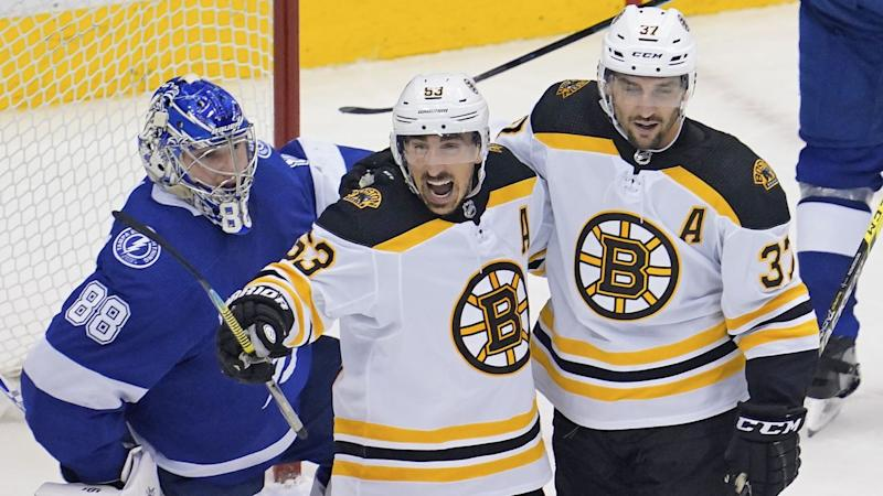 You might be surprised at Bruins' odds to win 2021 Stanley Cup title