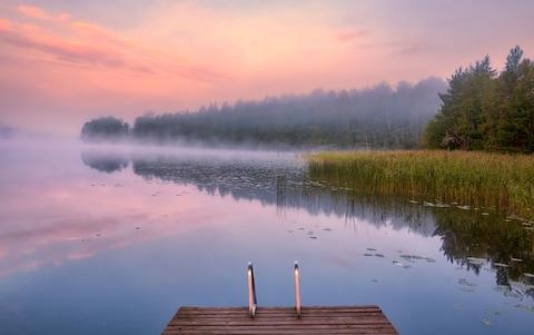 Northern Finland is about far more than Father Christmas: come in the warm months to explore the lakes and wildlife - Credit: ©2015 Milamai/Milamai