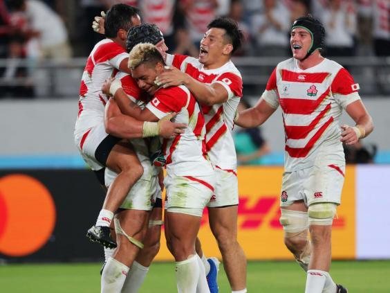 Japan began with a victory (Getty)