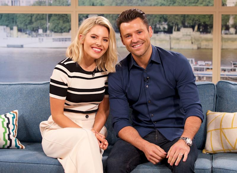 Rochelle's former Saturdays bandmate Mollie was an addition to the presenting team over the summer of 2018, and was randomly paired up with former 'TOWIE' star Mark for one edition.