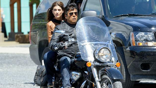 Erik Estrada on 'Chupacabra vs. The Alamo': 'I'm a Cop Who Acts Once in a While'