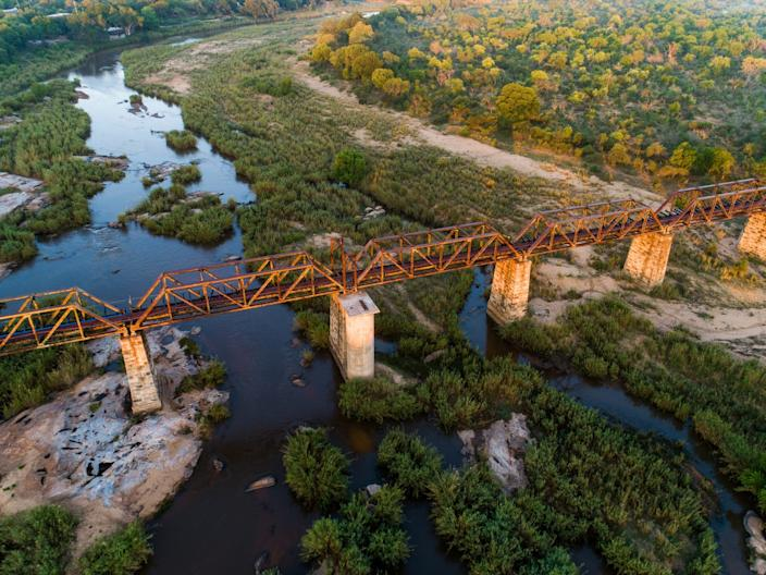 Kruger Shalati Lodge Location - Bridge View 4
