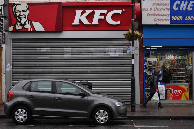 Shuttered: More than 500 KFC restaurants closed in an unprecedented fried chicken shortage: AFP