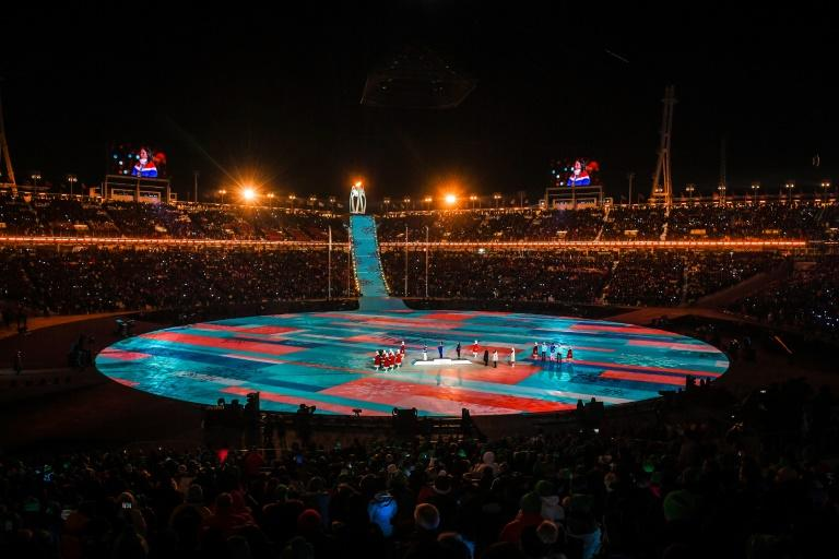 The closing ceremony set the seal on 16 days of competition in Pyeongchang