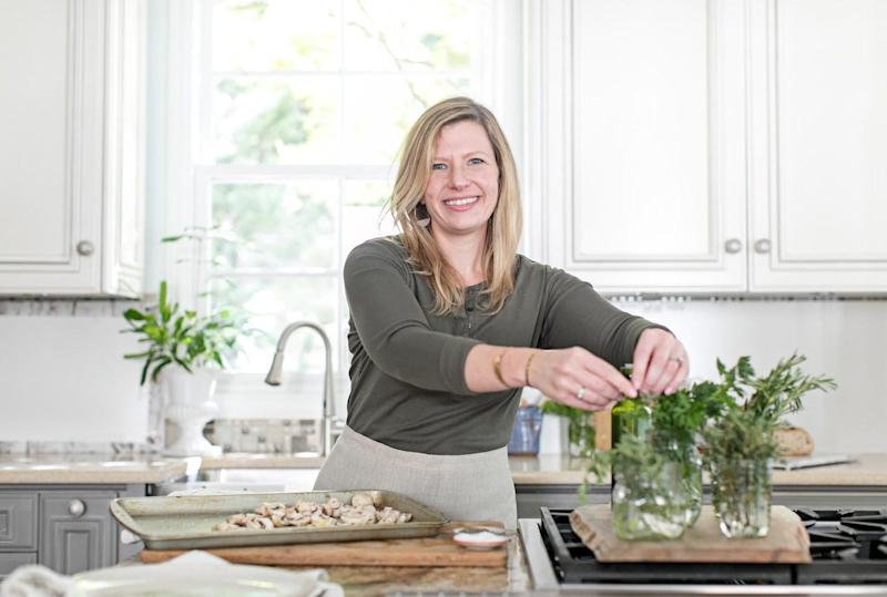 Emily Golub is founder of the Atlanta-based Garnish & Gather.