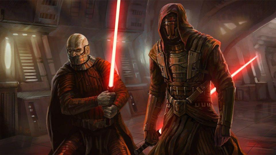 Knights of the Old Republic (Credit: BioWare)