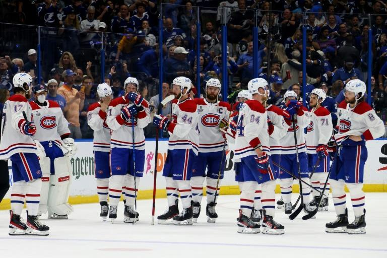 For the Canadiens, it was the end of an unlikely playoff run