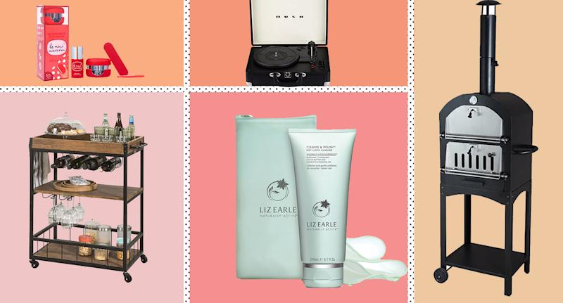 From plants and flower subscriptions to beauty buys, books and bikes, here are the best things people have bought in lockdown. (Getty Images)