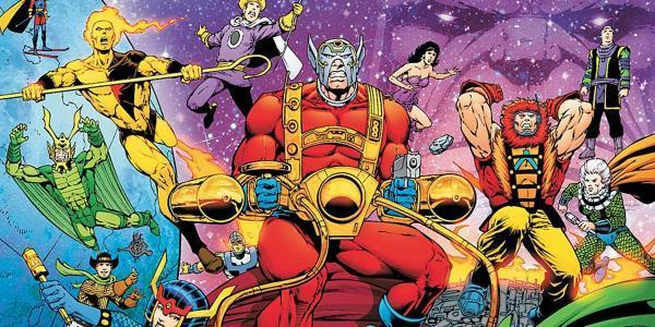 New Gods could arrive in serial format on HBO Max