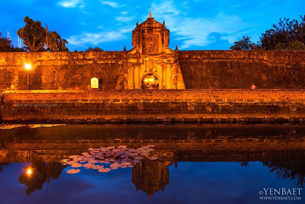 Intramuros, the seat of power during Spanish colonization, is now a park and a popular tourist destination. (Yen Baet)