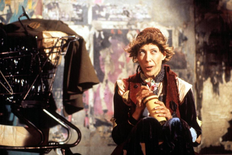 Lily Tomlin, 'Search For Signs Of Intelligent Life In The Universe' (1991) - Credit: Everett Collection