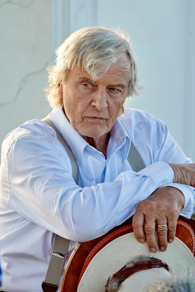 """<strong>Rutger Hauer (1944-2019)</strong><br>The veteran actor featured in many films and TV shows over the years, but remains best-known for playing Roy Batty in Blade Runner, delivering the """"tears in the rain"""" speech.&nbsp;"""