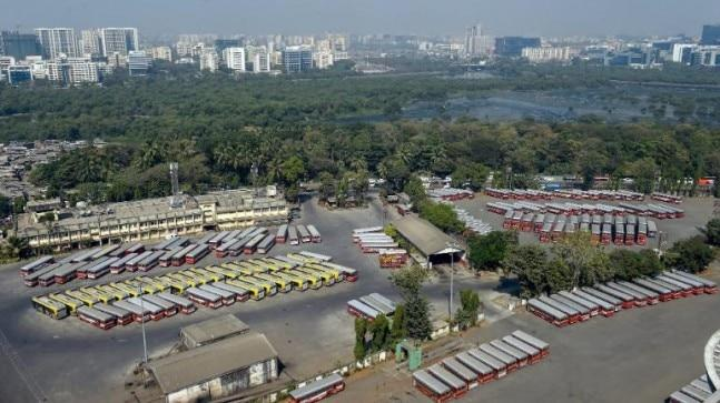 The strike is expected to continue on Wednesday as talks between the undertaking's management and striking workers failed, even as a Shiv Sena-affiliated union in the transport body said its members had withdrawn from the stir.