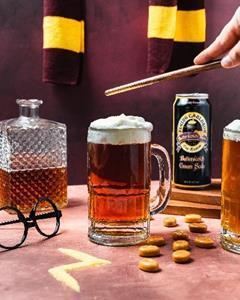 For more wizardry excitement, enter for a chance to win a year's worth of butterscotch cream soda