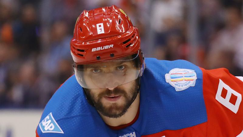 Capitals' Alex Ovechkin defiant in wake of NHL's Olympics decision: 'I don't care, I just go'