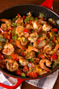 """<p>Take a trip to the South in the comfort of your own kitchen.</p><p>Get the recipe from <a href=""""https://www.delish.com/cooking/recipe-ideas/recipes/a51607/cajun-shrimp-recipe/"""" rel=""""nofollow noopener"""" target=""""_blank"""" data-ylk=""""slk:Delish"""" class=""""link rapid-noclick-resp"""">Delish</a>.</p>"""