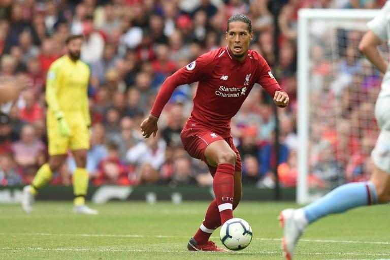 Liverpool defender Virgil van Dijk believes his side are ready to win major silverware