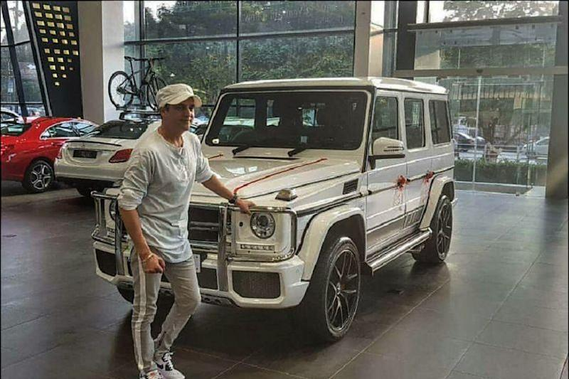 Bollywood actor Ranbir Kapoor also owns a Mercedes-Benz G-Class G 63 AMG worth Rs 2.18 crores.