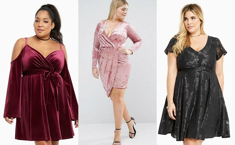 20 glamorous plus-size dresses you can rock for New Year\'s Eve