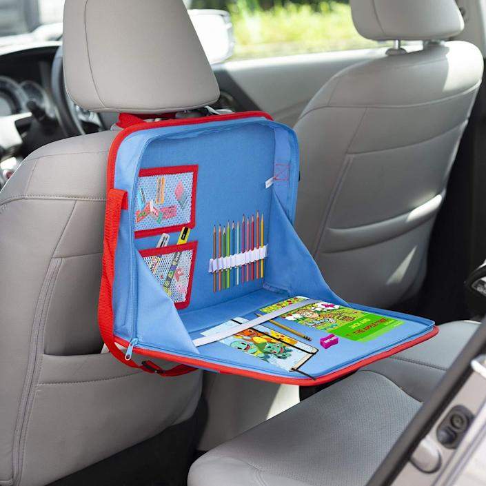 lebogner Kids Car Seat Activity Tray