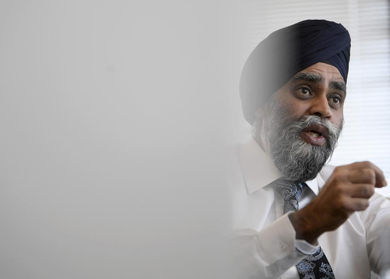 Canada will respect an Iraqi government order to leave: Sajjan