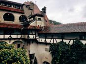 "<p>Located on top of a big green hill, <a href=""http://www.bran-castle.com/"" rel=""nofollow noopener"" target=""_blank"" data-ylk=""slk:Bran Castle"" class=""link rapid-noclick-resp"">Bran Castle</a> (also known as ""Dracula's Castle"") is the home of the title character in Bram Stoker's Dracula. Sounds spooky, isn't it? The castle is now a museum open to tourists, displaying art and furniture collected by Queen Marie. Visitors can see the interior individually or by guided tour. At the bottom of the hill is a small open-air museum park exhibiting traditional Romanian peasant structures (cottages, barns, etc) from across the country. [Photo credit: <a href=""https://www.instagram.com/petric.victor/"" rel=""nofollow noopener"" target=""_blank"" data-ylk=""slk:Petric Victor"" class=""link rapid-noclick-resp"">Petric Victor</a> 