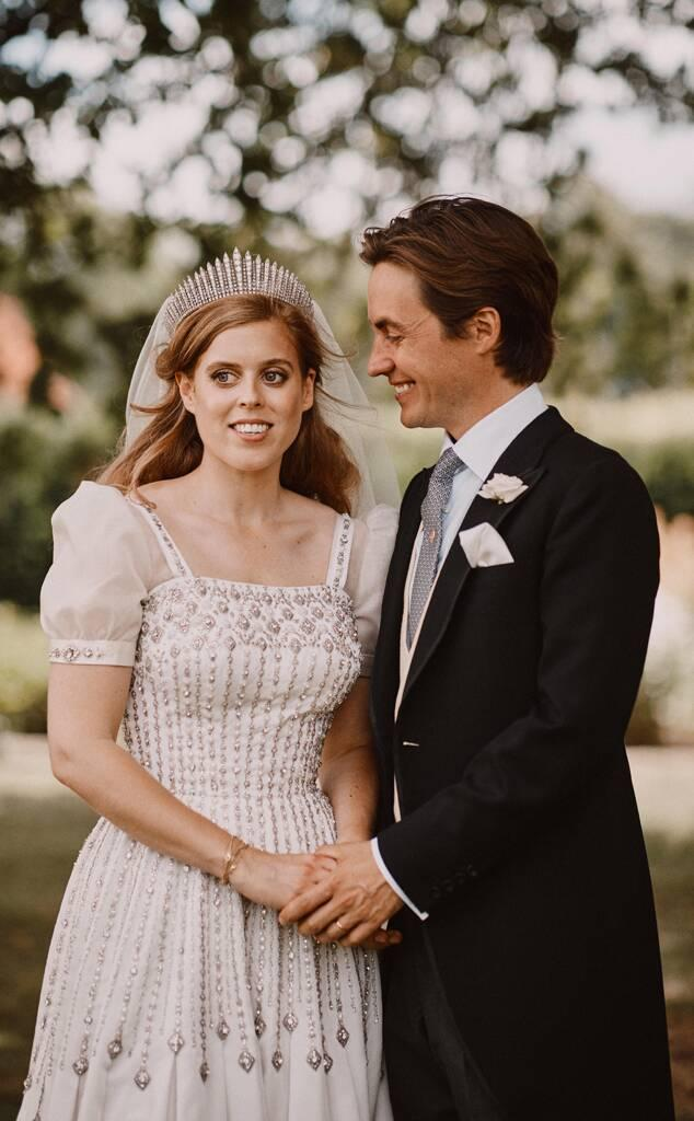 Princess Beatrice, Edoardo Mapelli Mozzi, Wedding