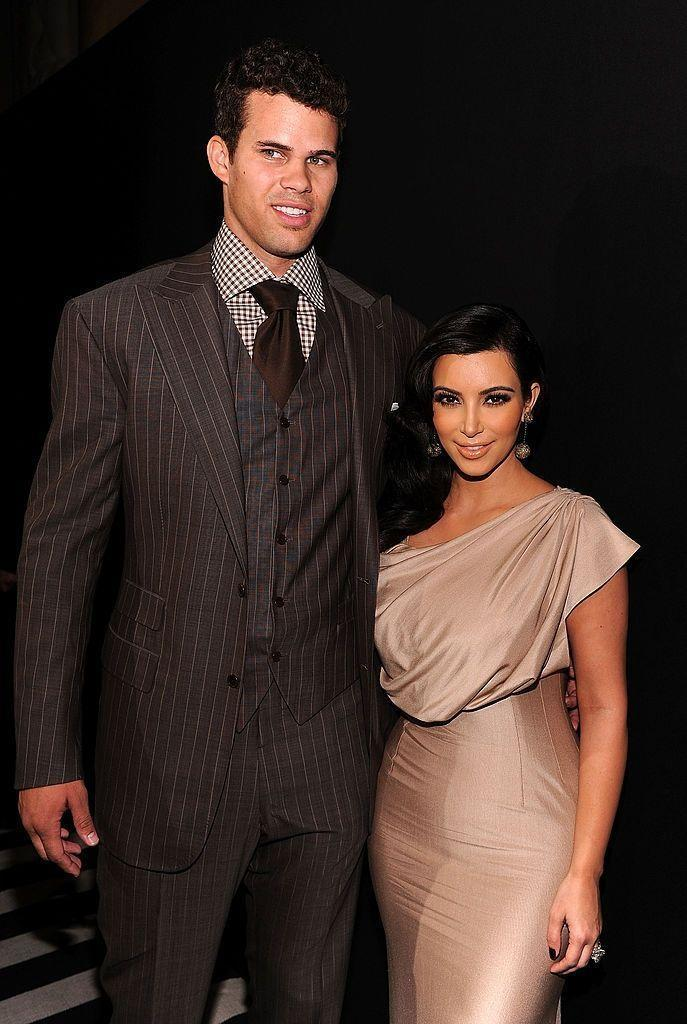 """<p>The 72-day marriage between Kris Humphries and Kim Kardashian began when the former couple <a href=""""http://www.usmagazine.com/celebrity-news/news/kim-kardashian-and-kris-humphries-divorce-timeline-2013224"""" rel=""""nofollow noopener"""" target=""""_blank"""" data-ylk=""""slk:tied the knot"""" class=""""link rapid-noclick-resp"""">tied the knot</a> in Montecito, California on August 20, 2011. The event aired as a reality special on E!. Kardashian filed for divorce on October 30, 2011. </p>"""
