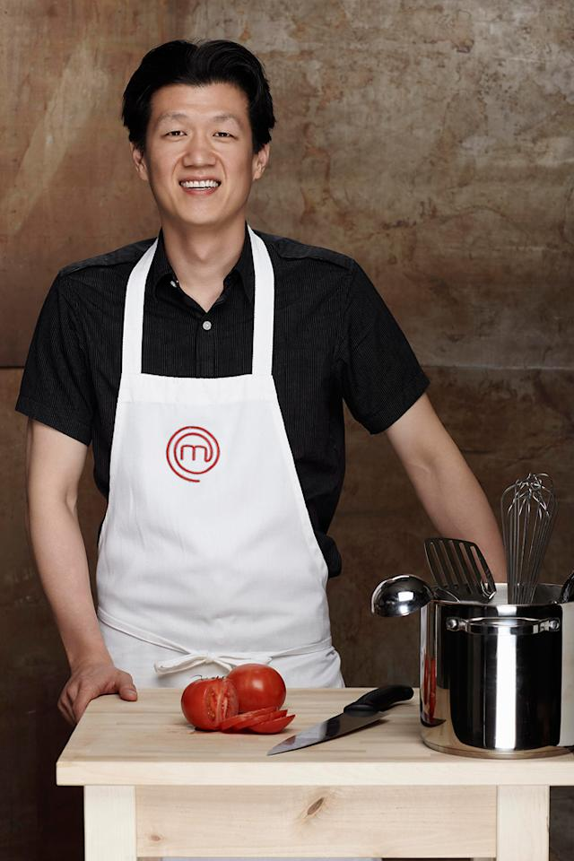 "Mike Kim, a server from Redondo Beach, CA, is one of the top 14 finalists on ""MasterChef."""