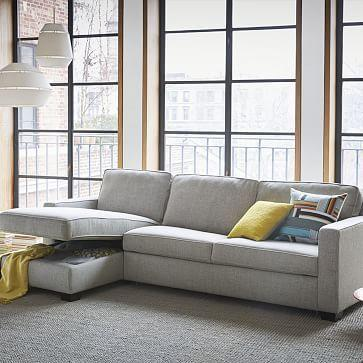 """<p>westelm.com</p><p><strong>$2608.20</strong></p><p><a href=""""https://go.redirectingat.com?id=74968X1596630&url=https%3A%2F%2Fwww.westelm.com%2Fproducts%2Fhenry-2-piece-sleeper-sectional-storage-h2073&sref=https%3A%2F%2Fwww.goodhousekeeping.com%2Flife%2Fmoney%2Fg34415742%2Fwest-elm-warehouse-sale-october-2020%2F"""" rel=""""nofollow noopener"""" target=""""_blank"""" data-ylk=""""slk:Shop Now"""" class=""""link rapid-noclick-resp"""">Shop Now</a></p><p><strong><del>$2,898 – $3,698</del> $2,608.20 – $3,698 (10% off) </strong></p>"""