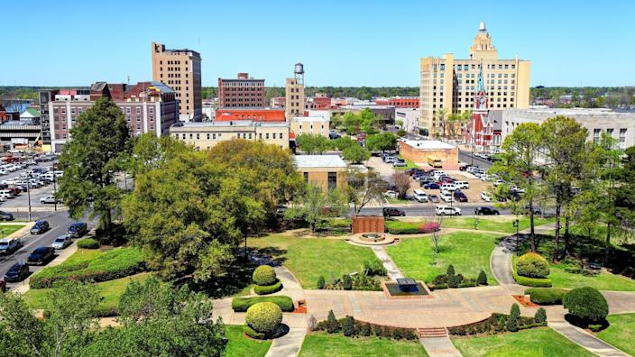 Monroe is the eighth-largest city in the U.