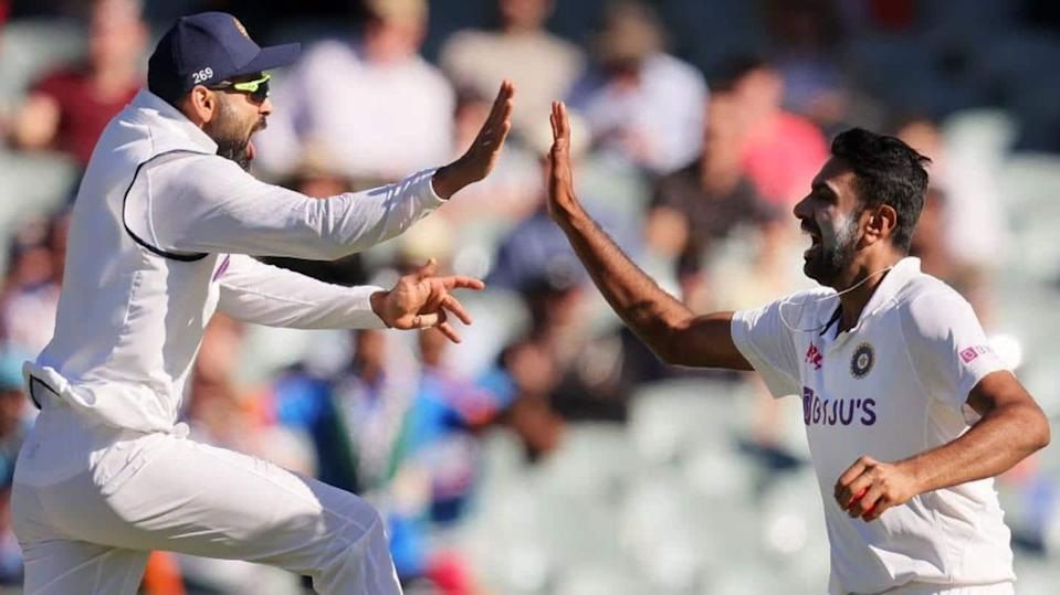 #AUSvsIND, Adelaide Test (Day 2): Ashwin fires in second session