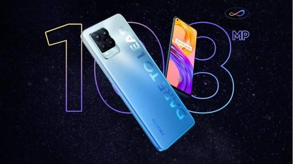 Realme 8, 8 Pro launched in India at Rs. 15,000