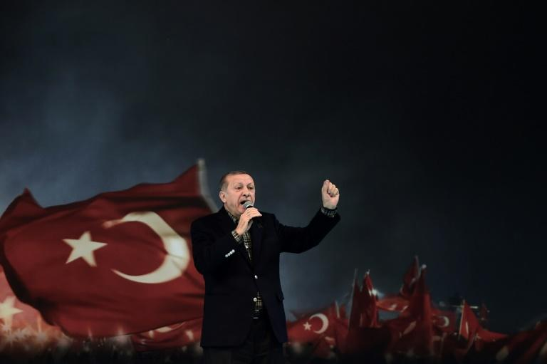 "Go forth and multiply, the Turkish president told the diaspora: ""You are Europe's future"""