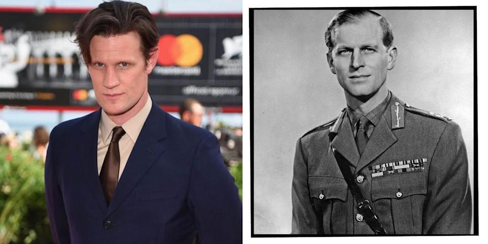<p><strong>Who plays Prince Philip in The Crown seasons 1 and 2?</strong></p><p><strong>Matt Smith: </strong>Before The Crown, Smith was famously cast as Doctor Who, replacing David Tennant and before him Christopher Eccleston, when the sci-fi drama returned to TV.</p>