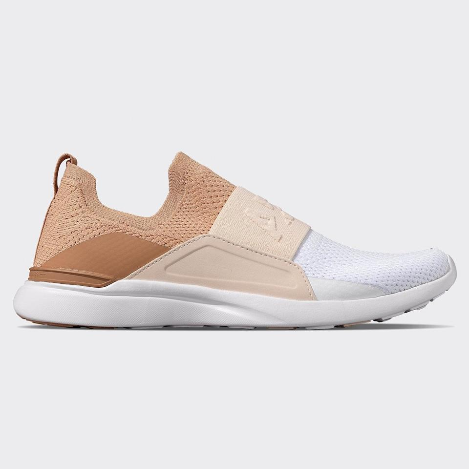 <p>Our community also mentioned APL shoes, specifically the <span>APL TechLoom Bliss</span> ($200). It's so sleek and comes in a variety of colors, all while still providing support. It's the shoe you'd wear from a workout to brunch.</p>