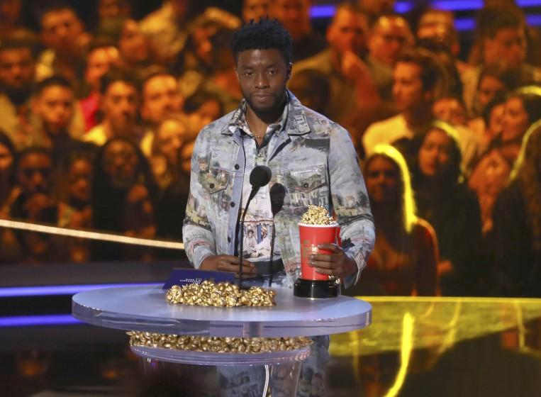 Chadwick Boseman, MTV Movie and TV Awards