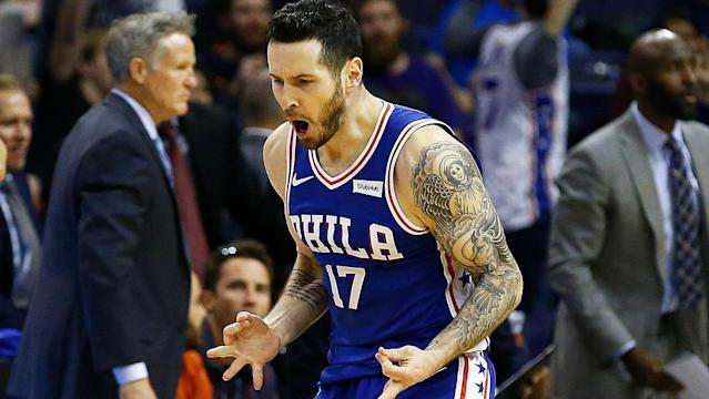 J.J. Redick's 3-point shooting will always have value. (AP)