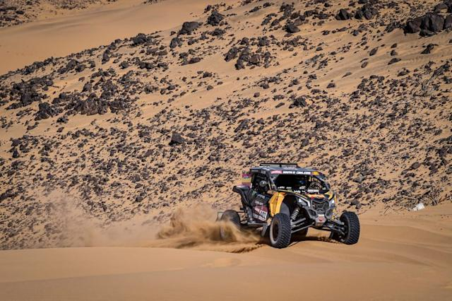 """#401 South Racing - Can Am: Gerard Farres Guell, Armand Monleon <span class=""""copyright"""">A.S.O. </span>"""