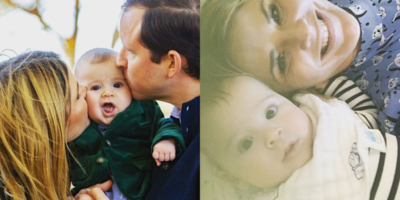 Jenna Bush Hager Celebrates 6 Months With Baby Hal in ...