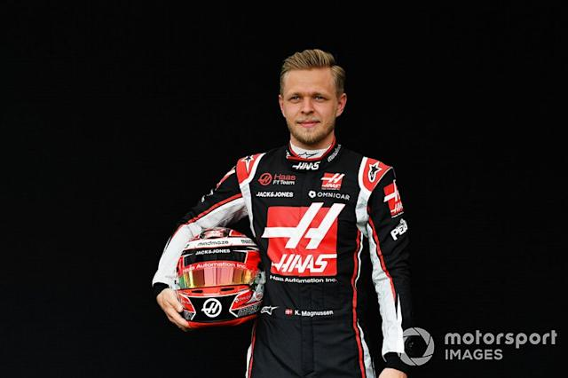 "#20: Kevin Magnussen (Haas-Ferrari) <span class=""copyright"">Mark Sutton / Motorsport Images</span>"