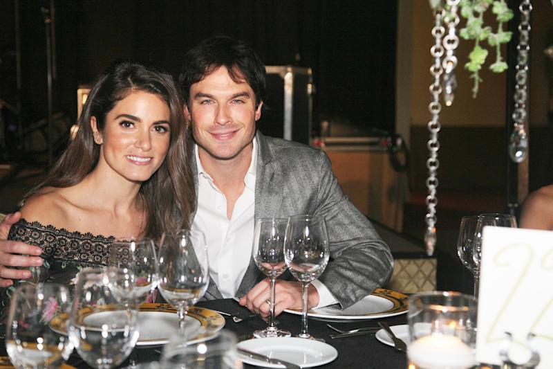 Nikki Reed and Ian Somerhalder Celebrate Their Second Wedding Anniversary With Sweet Messages