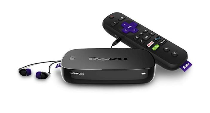 The Roku Ultra lets you stream all the 4K HDR content you want.