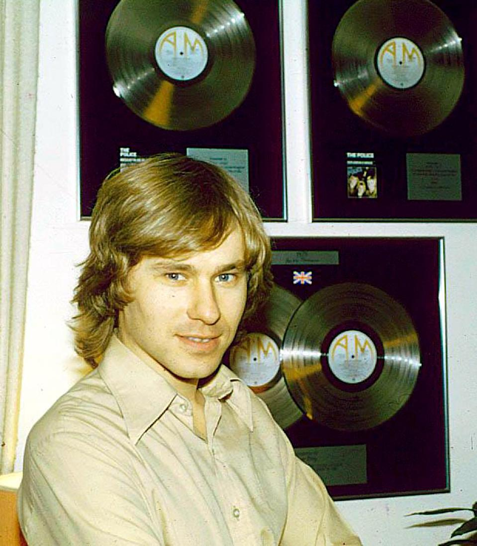 Nigel Gray was a legendary English record producer famous for his work with the Police, Siouxsie & The Banshees, and Godley & Creme. He died July 30 of undisclosed causes. He was 69. (Photo: Facebook)