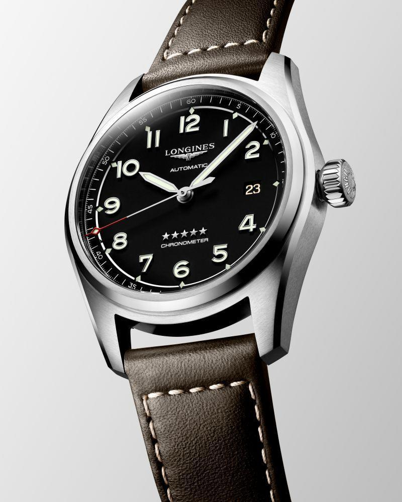 """<p>The original aviation pioneers wore Longines watches, as Longines' marketing department has been keen to point out this year – though if your patrons included Charles Lindbergh, Amelia Earhart and Howard Hughes, that seems fair enough. This year's Spirit Collection comprised time-and-date and chronograph models in three different dial colours with two case sizes. Classic pilot watches with genuine pedigree.</p><p>£1,750; <a href=""""https://www.longines.com/en-gb/"""" rel=""""nofollow noopener"""" target=""""_blank"""" data-ylk=""""slk:longines.com"""" class=""""link rapid-noclick-resp"""">longines.com</a></p>"""